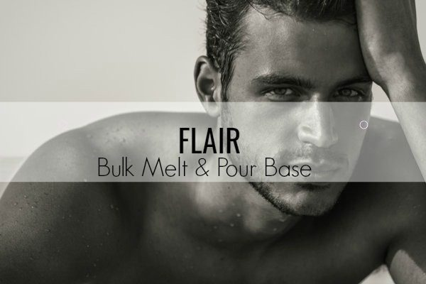 Flair Bulk Melt & Pour Massage Candle Base
