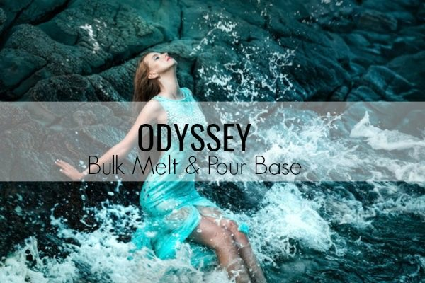 Odyssey Bulk Melt & Pour Massage Candle Base