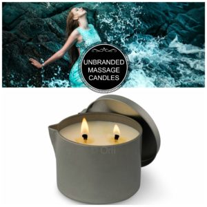 Massage Candles - Unbranded