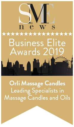 Orli Massage Candle Award